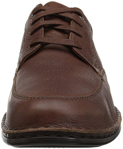 Clarks Men's Northam Pace Oxford, Tobacco Leather, 090 W US Illinois