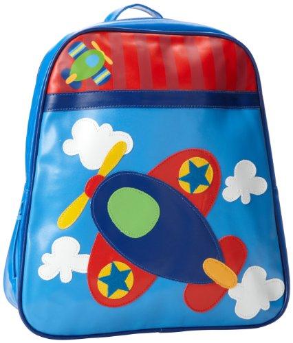 Stephen Joseph Children's Toddler Rucksack - Aeroplane Mochi