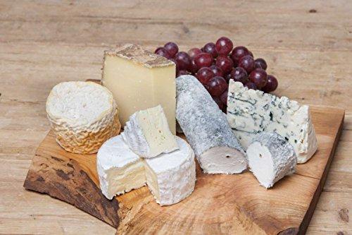 Käseplatte 'Französischer Käse zum Dessert'