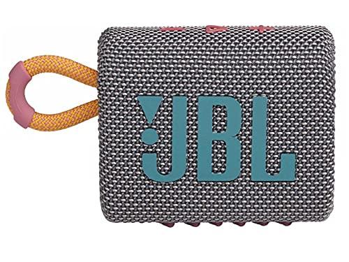 Caixa Bluetooth JBLGO3GRY