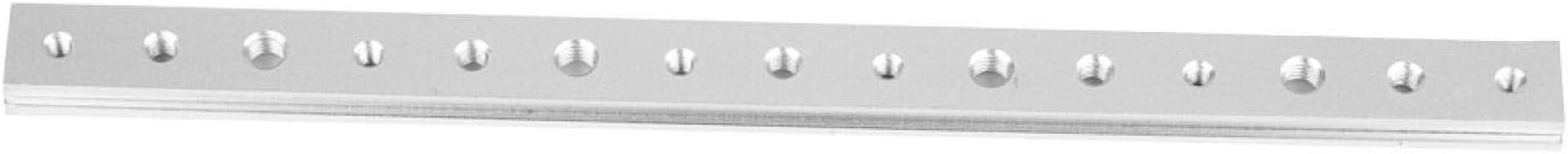 Amusingtao Sierra de mesa de calibre para ingletes
