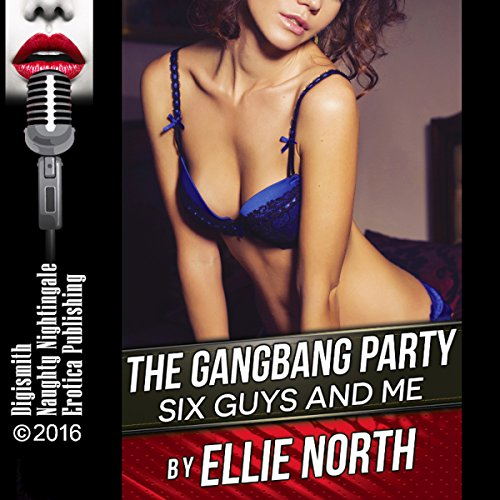 The Gangbang Party: Six Guys and Me Titelbild