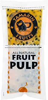 Passion Fruit - All Natural Fruit Pulp frozen packs (4lbs) (Purple Passion Fruit)