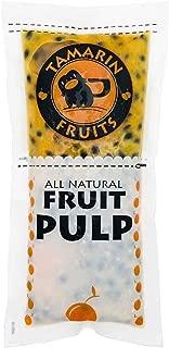 Passion Fruit - All Natural Fruit Pulp frozen packs (4lbs) (Purple Passion Fruit)