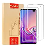 [3-Pack] PULEN for Samsung Galaxy S10 Plus Screen...