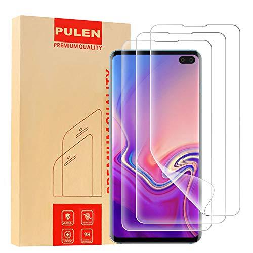 flexible screen protector for s10+