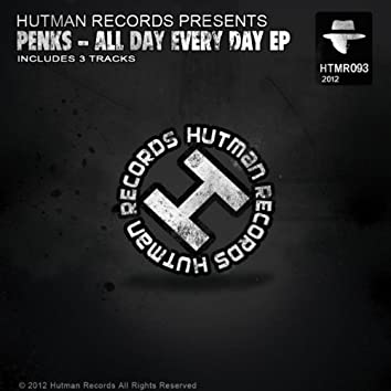 All Day Every Day EP