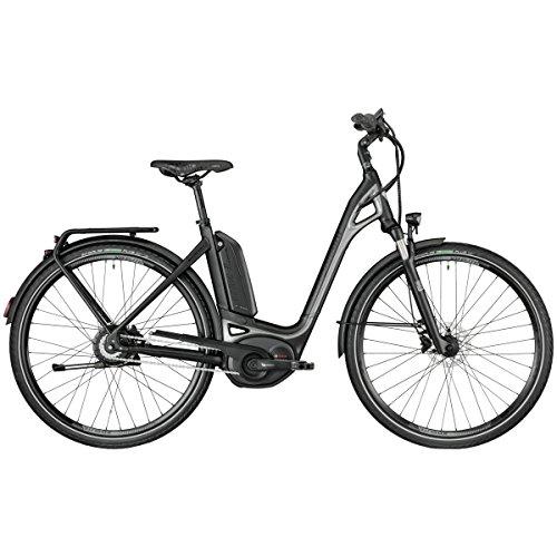 Bergamont E-Ville N330 Pedelec Elektro Trekking Fahrrad schwarz/grau 2018: Größe: 48cm (165-170cm)