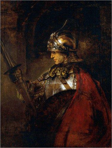 Poster 30 x 40 cm: Alexander der Große...