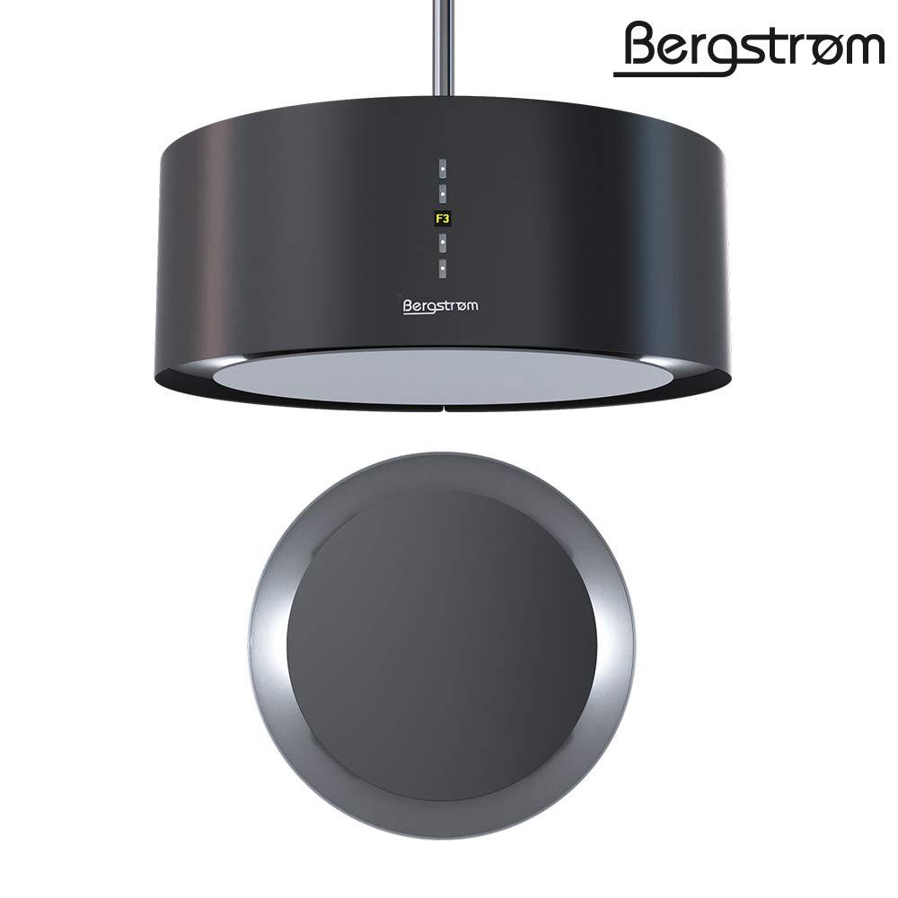 Bergström Campana extractora Ole Independiente, Campana de Isla Redonda, Acero Inoxidable: Amazon.es: Grandes electrodomésticos