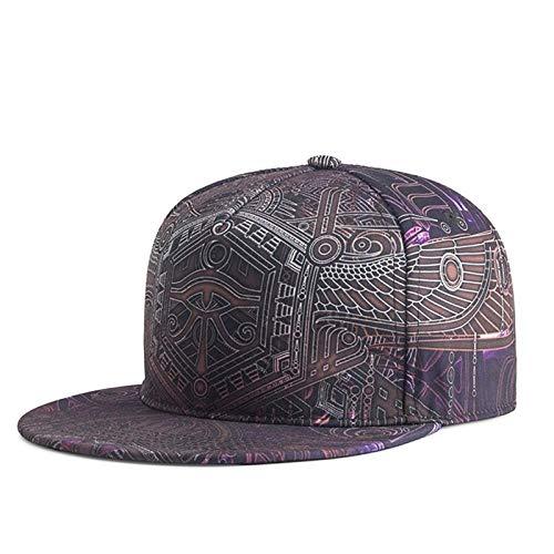 Diiya Cap Sommer Baseball Cap Für Männer Frauen Hip Hop Hut Sport Skateboard Flache Spitze Hut Knochen Snapback Caps Casquette Homme Multicolour
