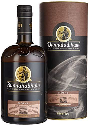 Bunnahabhain MÒINE mit Geschenkverpackung Whisky (1 x 0.7 l)