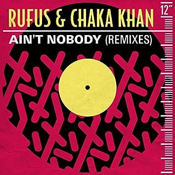 Ain't Nobody (Remixes)