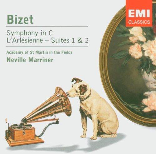Sinfonie C-Dur/Arl.-Suiten (Rl)
