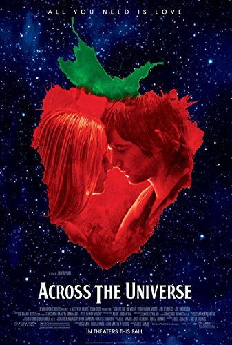 Poster Across The Universe Movie 70 X 45 cm