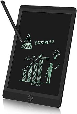 10 Pollici tavoletta Elettronica/LCD Bordo di Scrittura/Pittura Graffiti Board/Message Board/Adatto per la Scuola, Famiglia, Ufficio (Nero, Bianco) - Confronta prezzi