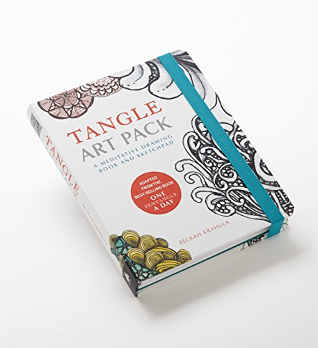 Tangle Art Pack: A 6-Week Course in Creative Drawing for Relaxation, Inspiration, and Fun (One A Day)