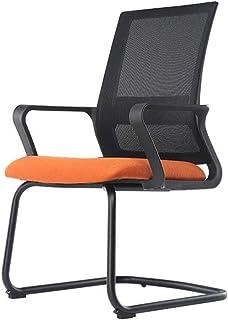 AOYANQI-Sillas de escritorio Sillas de escritorio, silla de conferencias Silla de recepción Silla for el hogar Silla cómoda y transpirable for computadora con sillones Muebles de oficina
