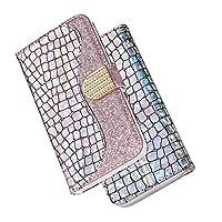 iphone6S Plus ケース iphone 6 Plus ケース ワニ柄【FANG】スタンド機能、カード収納、耐衝撃 衝撃吸収 アイフォン6S/6プラス 手帳型 スマホケース
