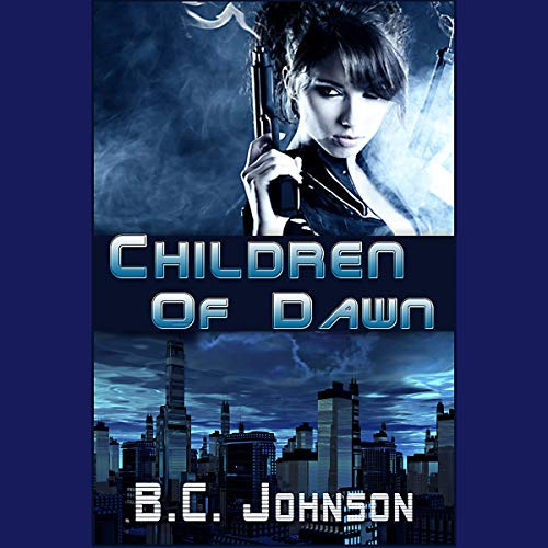 Children of Dawn audiobook cover art
