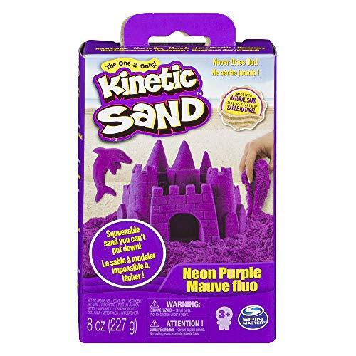 Kinetic Sand - 227G Sabbia Colorata da Modellare - dai 3 Anni