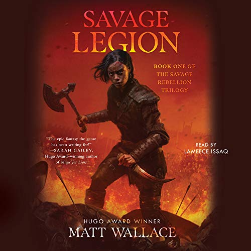 Savage Legion Titelbild