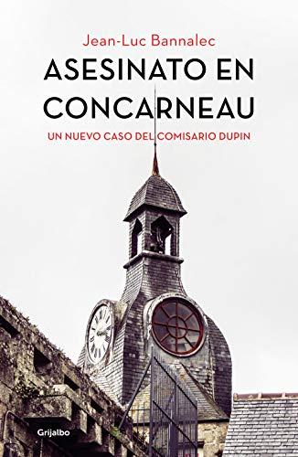 Asesinato en Concarneau (Comisario Dupin 8) eBook: Bannalec, Jean ...
