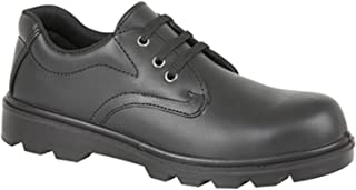 Grafters M361A Mens Safety Shoes In Black