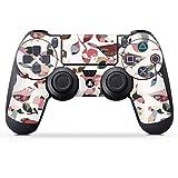 DeinDesign Skin kompatibel mit Sony Playstation 4 PS4 Controller Folie Sticker Kolibri Natur Vogel