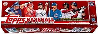 2019 Topps Baseball Cards Hobby Factory Set (700 Cards/Set 5 Bonus Cards)