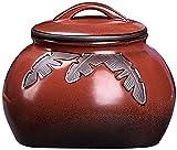FFLLBPS Artículos conmemorativos Mini urnas de cremación Urnas para Mascotas para Cenizas Tarro Sellado Gato y Perro Recuerdos para Mascotas pequeñas Urnas,Ataúdes y urnas