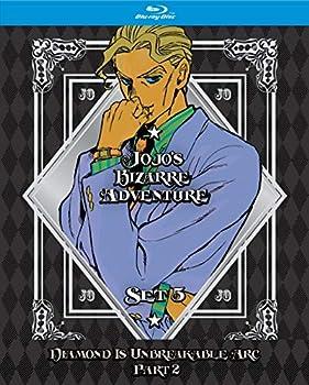 JoJo s Bizarre Adventure Set 5  Diamond Is Unbreakable Part 2 Limited Edition [Blu-ray]