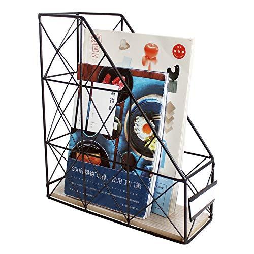 Rejilla archivadora de escritorio, caja de almacenamiento, escritorio de una sola capa, archivador de almacenamiento, cesta de mobiliario y decoración
