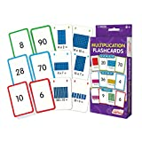 Junior Learning Multiplication Flash Cards by Junior Learning