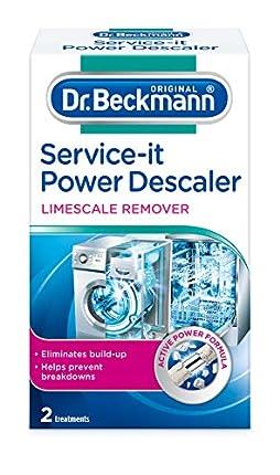 Dr. Beckmann Descalcificador de energía Service-it, 2 x 50 g