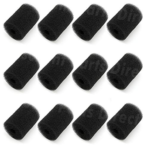 For Sale! Discount Parts Direct 12 Pack MiMoo Sweep Hose Tail Scrubbers Replacement for Polaris Pool...