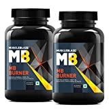 Muscleblaze Fat Burner 910 Mg, 90 Capsules Unflavoured (Pack of 2) (2)