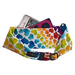 CUSTOMIZE YOUR FIT: The BANDI Kid's Pocket Belts are sleek and easy to use with a secure buckle and adjustable sizing to fit comfortably around your child's waist. Fits 21 - 30 inches SECURE POCKETS: Three pockets for keys, phone, money, snacks. No z...