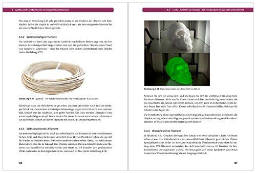 3D-Druck: Der praktische Einstieg - 6