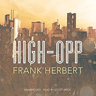 High-Opp audiobook cover art