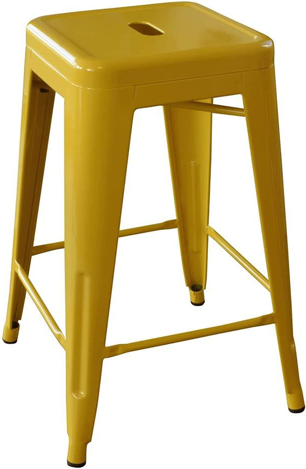 AmeriHome Loft gold 24 Inch Metal Bar Stool BS24goldS