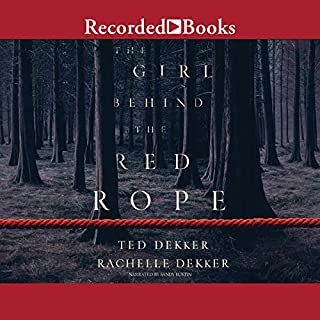 The Girl Behind the Red Rope cover art
