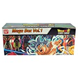 Abysse Corp Coffret Dragon Ball Super Card Game Mega Box vol.1 - Version française