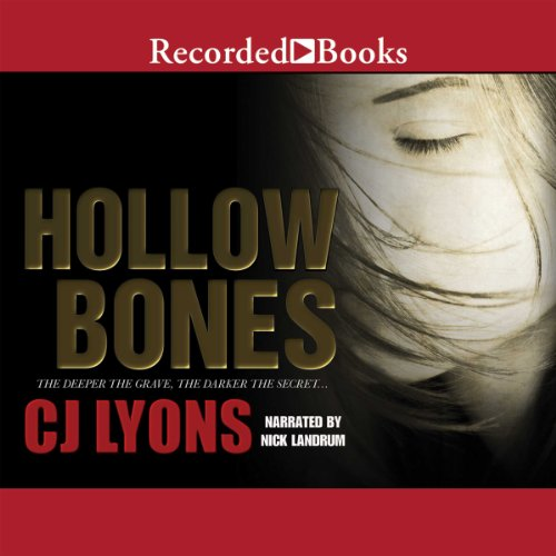 Hollow Bones audiobook cover art