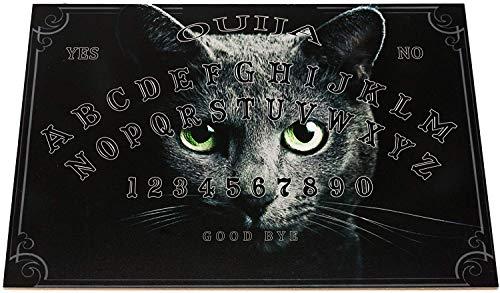 WICCSTAR Hölzernes Ouija Brett. Hexenbrett mit detaillierten anweisungen auf Deutsch. Ouija Board