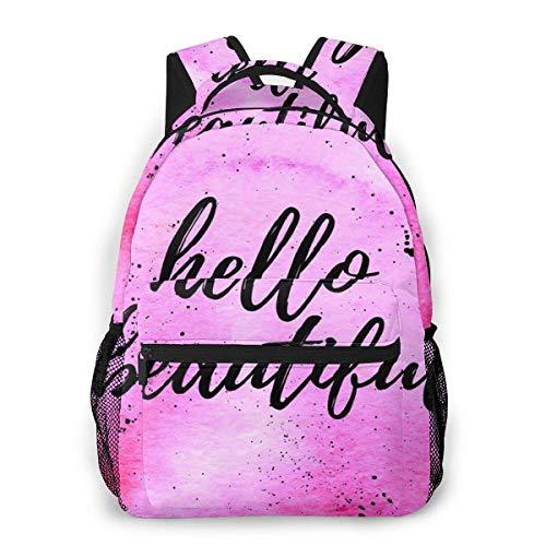Lawenp Lightweight Schoolbags For Girls Skulls Backpacks For Women Shoulder Bag Fits 14 Inch Laptop