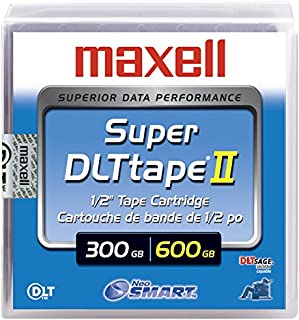 Maxell SDLT II Data Cartridge (183715)