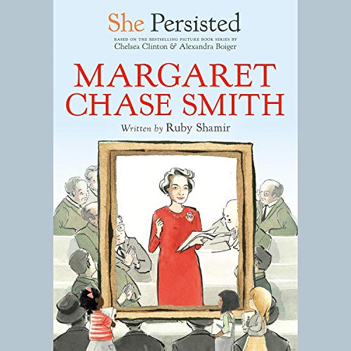 She Persisted: Margaret Chase Smith cover art
