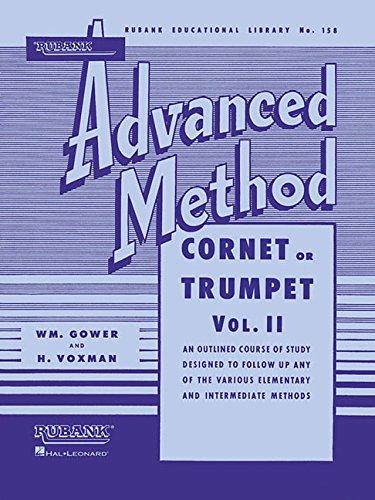 powerful Advanced Planner Method – Cornet or Trumpet, Vol.  2 (Rubanks Education Library)