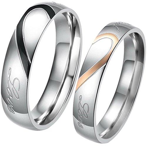 JewelryWe -   Schmuck 1 Paar